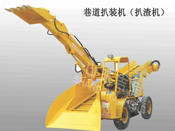 ZWY-60/22T胶轮刮板扒渣机